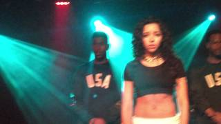 Tinashe (Live) - Far Side Of The Moon - 3rd March, Birmingham - The Institute