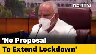 No More Lockdown: BS Yediyurappa Looks To Strengthen Covid Infrastructure  IMAGES, GIF, ANIMATED GIF, WALLPAPER, STICKER FOR WHATSAPP & FACEBOOK