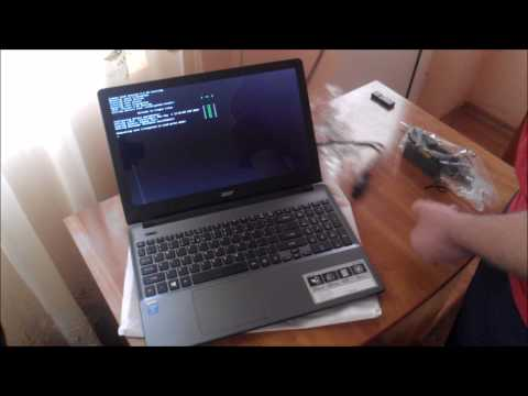 Unboxing Acer Aspire E5-571 - Core i3 4GB RAM 1TB HDD