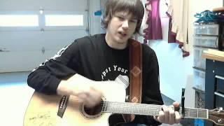 David Allan Coe- Panheads Forever Acoustic Cover