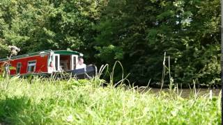 preview picture of video 'Claymoore Narrowboats Canal Holidays'