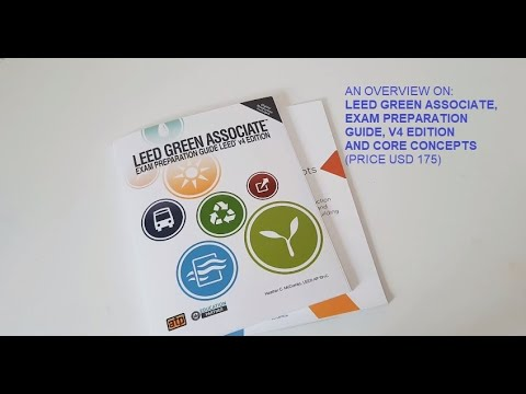 An overview on LEED Green Associate exam preparation guide ...
