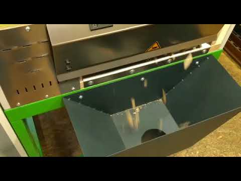 Video of the Packer Cushion Pack CP424CMi Cardboard Shredder