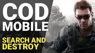 COD® Mobile: Ranked Match - Search & Destroy
