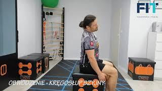 Obwodzenie – mobilizacja kręgosłup szyjny – AKT008