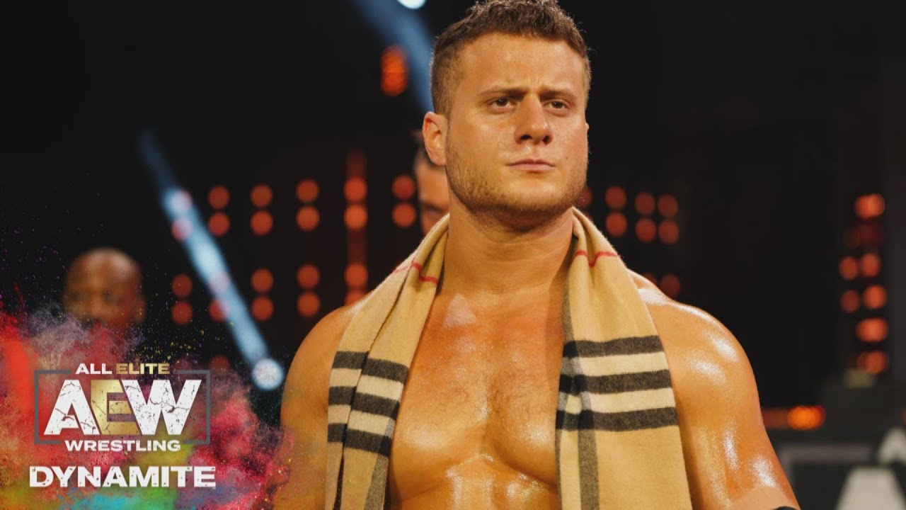 MJF Denies Running Facebook Account That Constantly Roasts WWE