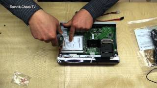 VU+ Solo2 Festplatten Installation mit Initialisierung