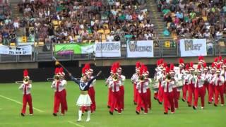 【沖縄県】世界も認めた西原高校のマーチングバンド