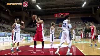 Tautuaa vs. Haddadi | JONES CUP 2015