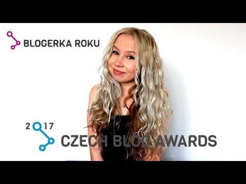 Czech Blog Awards mýma očima :) Kate Wednesday