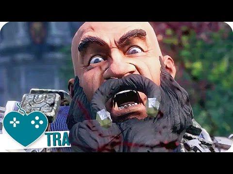 Видео № 1 из игры Dwarves [PS4]