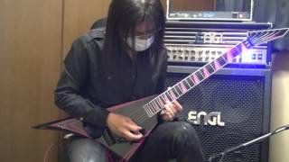 Children Of Bodom  - Taste Of My Scythe guitar cover