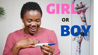 How To Get Pregnant FAST With A Boy || How I Conceived a Boy NATURALLY