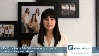 Industrial News TV - Julio 2015