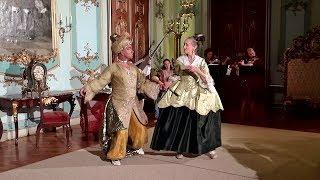 Baroque dance  -  1001 Nacht
