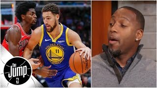 Tracy McGrady: Klay Thompson could have scored 80 vs. Bulls | The Jump