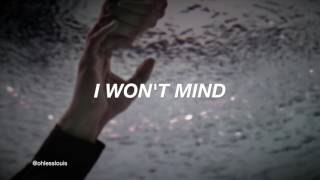 ZAYN-  I WON'T MIND//LYRICS