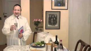 Passover Seder 101 #3 How to Lead a Seder