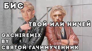 БИС - Твой или ничей (gachi remix)