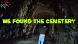 EXPLORING STUMPHOUSE TUNNEL AND TUNNEL HILL (we found the abandoned cemetery)
