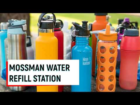 Mossman Water Refill Station
