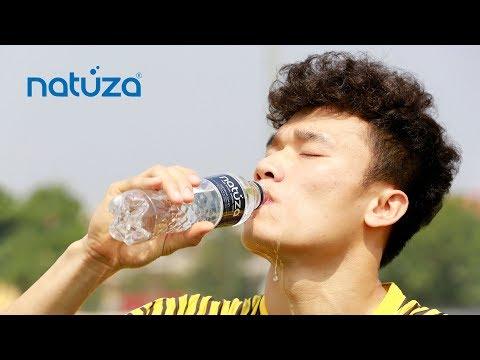 Nước uống đóng chai Natuza