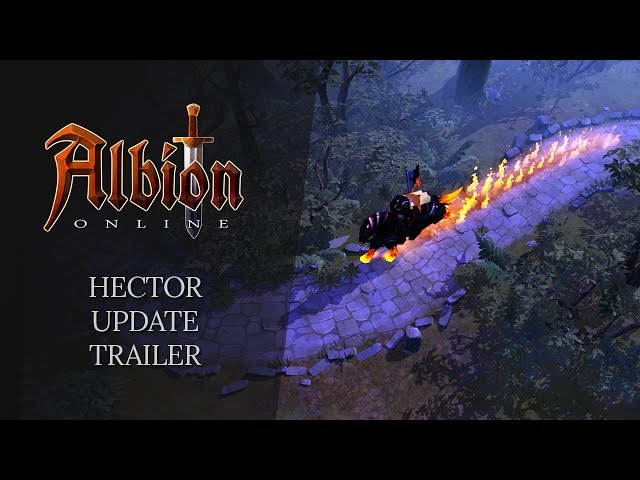 Albion Online | Hector Update is Now Live!