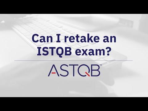Can I retake an ISTQB exam? - YouTube