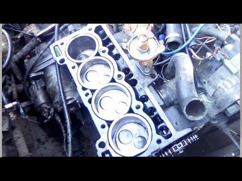 Ремонт двигателя Renault 11