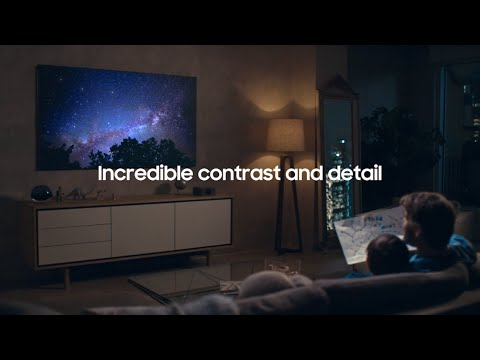 Samsung QLED 8K TV: The Only Way to See