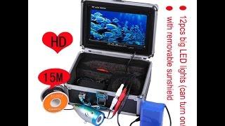 Заменить камеру на рыболовной камере