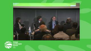 Climate Smart Agriculture for healthy landscapes and livelihoods GLF 2015