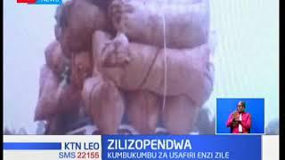 Zilizopendwa:Kumbukumbu za usafiri enzi zile,matatu zilizotumika zamani