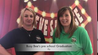 Busy Bee's pre school Graduation
