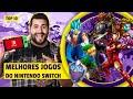 Os 10 Melhores Jogos De Nintendo Switch Duca Show