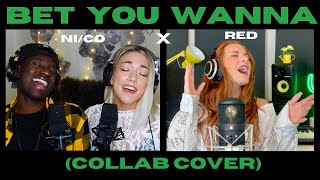 "BLACKPINK & Cardi B - ""Bet You Wanna"" (Ni/Co + Red Cover)"