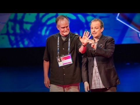 Apollo Robbins TED Talk