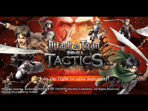 AoT Tactics - daily routine play