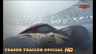 Cars 3 de Disney•Pixar   Teaser tráiler en español   HD
