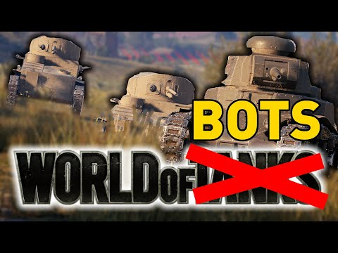 WORLD OF BOTS in World of Tanks!