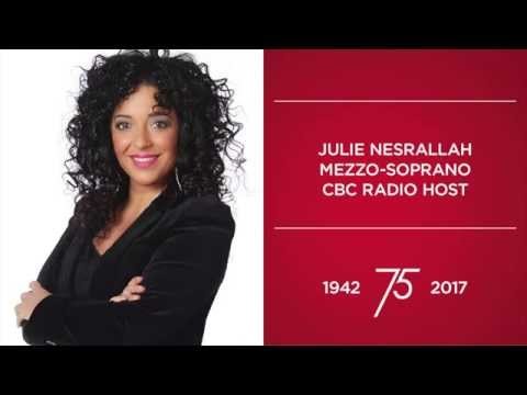 Celebrating our Best: Julie Nesrallah