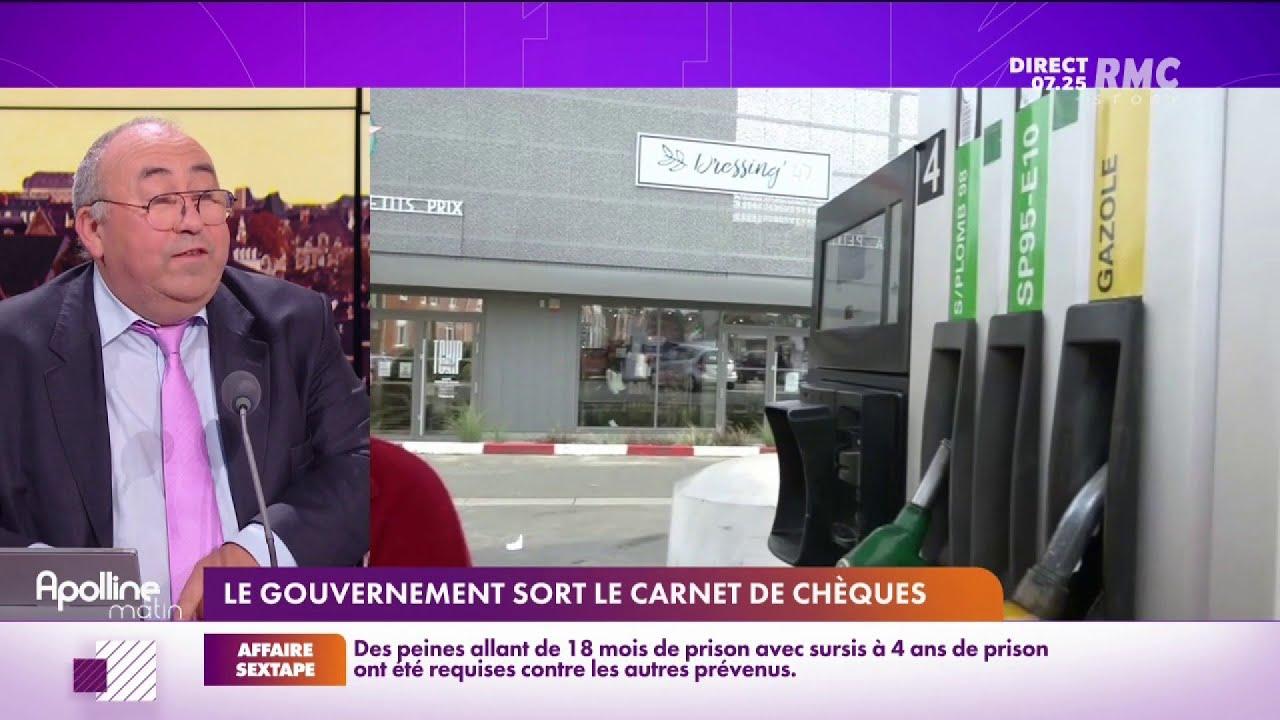 """Le gouvernement va dépenser 3,8 milliards d'euros d'""""indemnité inflation""""."""
