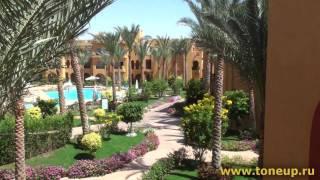 Шарм эль Шейх, отель Рехана 5* || территория и пляж
