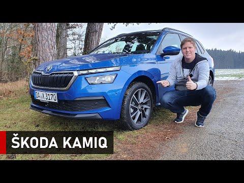 2020 Skoda Kamiq 1,5 TSI 150 PS - Review, Fahrbericht, Test