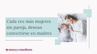 Maternidad en solitario con Clínica Mencía