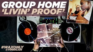 Discover Classic Samples On Group Home's 'Livin' Proof'