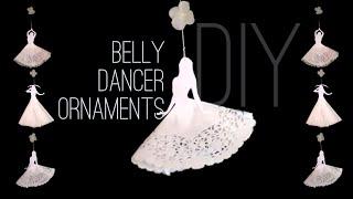 DIY Belly Dance Ornaments