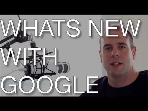 New Updates From Google