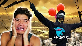How I Lost $200,000 In ONE HOUR! *Mr Beast YouTuber Battle Royale*