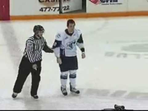 Randy McNaught vs. Rigby Burgart